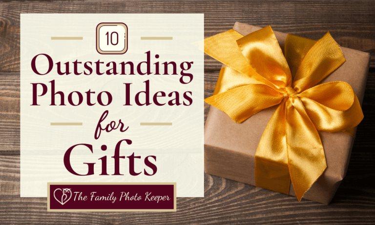 10 Outstanding Photo Ideas for Gifts