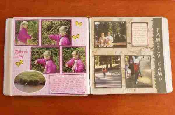 as a professional photo manager I started with scrapbooking